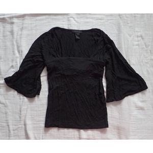 The Limited Black Top XS - EUC
